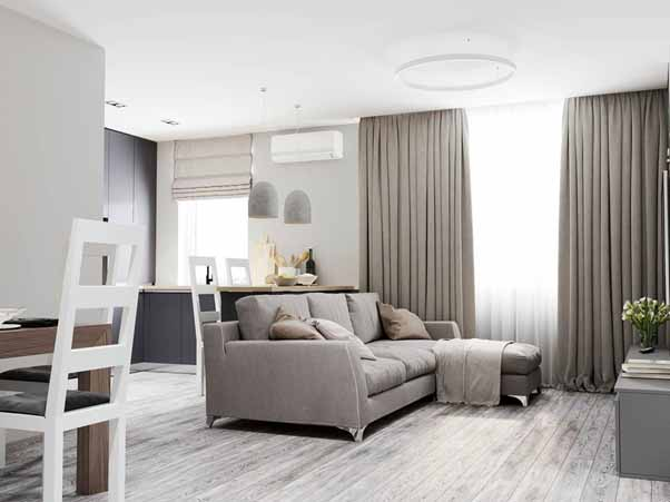 Không gian nội thất được xem như linh hồn của các công trình xây dựng đồng thời mang dấu ấn đậm nét của gia chủ.