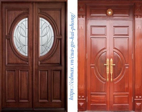 Nhu cầu cửa gỗ tăng cao